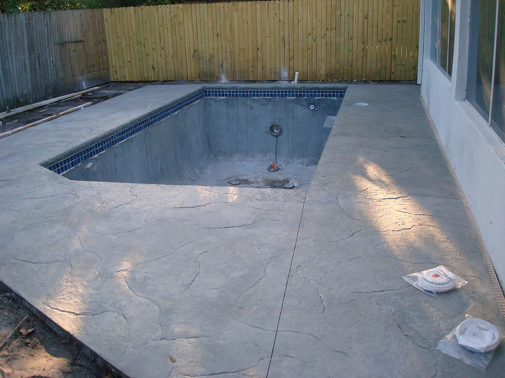 pool design dallas TX